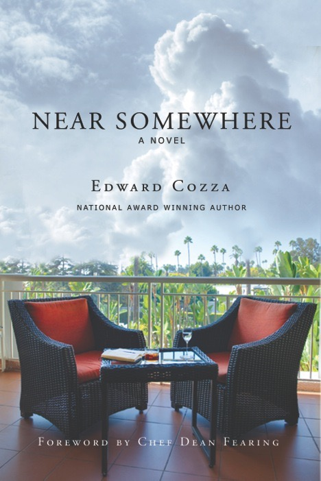 author Edward Cozza